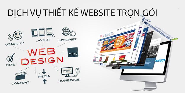 dịch vụ thiết kế website tai hcm