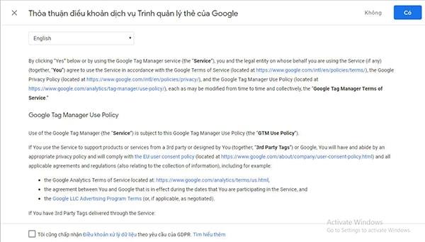google-gtm