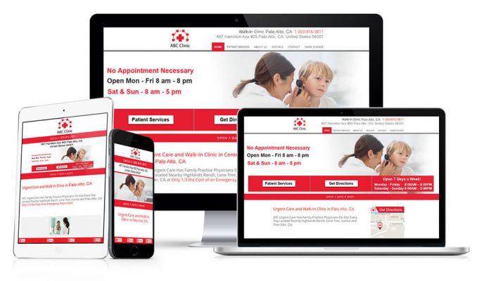thiết-kế-website-phòng-khám